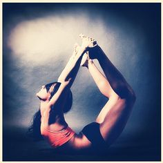 YES - Bow Pose