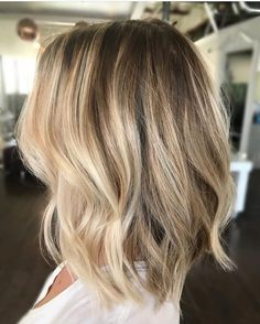 """316 Likes, 9 Comments - Mane Interest (@maneinterest) on Instagram: """"Beige and butter. Color by @hairstylistsherrib #hair #hairenvy #haircolor #blonde #highlights…"""""""