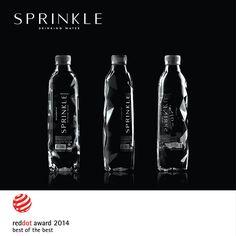 รางวัล Red Dot Award 2014: Best of the best packaging design เป็นอีกหนึ่งความสำเร็จล่าสุด ยืนยันถึงความสะอาด สดชื่น และความรู้สึกพิเศษสุด ของน้ำดื่ม Sprinkle Drinking Water ที่ได้ส่งมอบให้กับลูกค้าทุกคน   Red Dot Design Award เป็นรางวัลการออกแบบที่มีชื่อเสียงที่สุดในระดับโลก ก่อตั้งโดยสถาบัน Design Zentrum Nordrhein Westfalen ประเทศเยอรมนี มอบรางวัลนี้ให้กับนักออกแบบที่มีผลงานโดดเด่นและแบรนด์สินค้าชั้นนำจากทั่วโลก   น้ำดื่ม Sprinkle... pinned with Pinvolve - pinvolve.co
