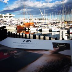 Fashion, movie, sea & yachting - all in Cannes !