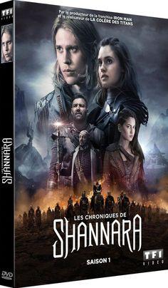 Les Chroniques de Shannara - Saison 1 (2016) - DVD The Shannara Ch NEUF SERIE TV