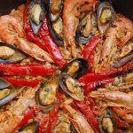 Cómo+hacer+la+Paella:+receta+paso+a+paso Paella Valenciana, Shrimp, Meat, Ethnic Recipes, Food, Ph, Diana, Easter, Gastronomia