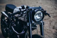 Josephs 78 Yamaha SR500