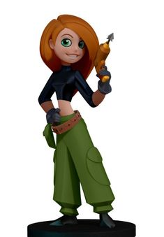 Disney Infinity: Kim Possible, Muhammad Usman 3d Character, Character Drawing, Character Design, Kim Possible, Cartoon Network Adventure Time, Adventure Time Anime, Cartoon Pics, Cartoon Characters, Disney And Dreamworks