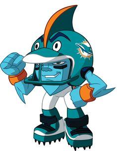 Raiders Rusher   Super Punch: Absurd new Raiders mascot based on the Nickelodeon series ...