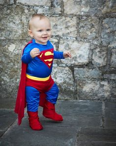 They're our super heros! Let's give them what we can -- health first, and with that, happiness.