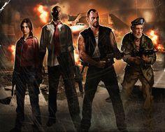 Papeis de parede Left 4 Dead Jogos baixar imagens