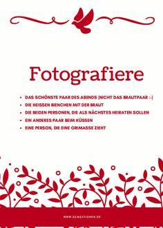 - SAMsationen Hochzeitsblog - Blog, Poster, Decor, Wedding Ideas, Gift Wedding, Cash Gifts, Newlyweds, Getting Married, Dekoration