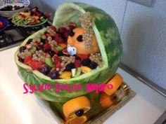 Carrozzina di frutta - Kocarek z ovoce