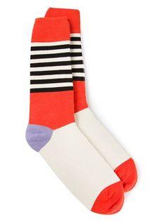 Women - Henrik Vibskov 'Bauhaus' Socks - Henrik Vibskov boutique - Online Store