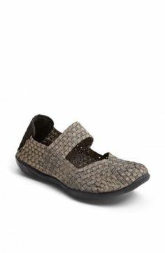 Bernie Mev Cuddly Bronze Woven Memory Foam Women's Shoes BNIB | eBay