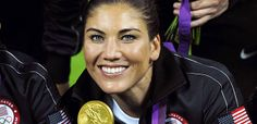 hope solo usa goalkeeper - Google Search