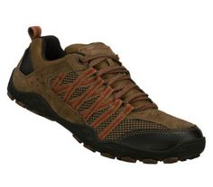 Men's Skechers Pebble - Shoal - Brown