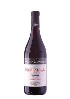 Barbera d'alba superiore  Affinata un anno in botti di rovere Wines, Bottle, Alba, Flask