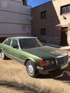 MIL ANUNCIOS.COM - Mercedes 500 sel. Compra venta de coches clásicos mercedes…