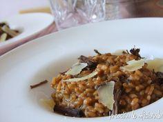 la cocina de aficionado: arroz cremoso con carrillera