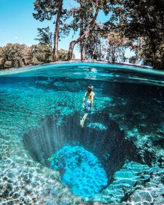 Excellent Travel destinations tips are offered on our site. look at this and you wont be sorry you did. Best Places To Travel, Vacation Places, Best Vacations, Vacation Spots, Beautiful Places To Visit, Cool Places To Visit, Ginnie Springs Florida, Visit Florida, Miami Florida