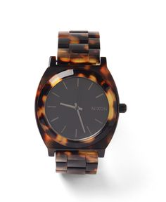 Nixon 'Timeteller Acetate' Women's Watch
