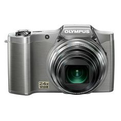 @Overstock - Be ready for every close-up with the ultra-compact SZ-12 long zoom camera. Stunningly sleek and stylish with a powerful 24x optical zoom and 3D Photo Mode, this camera is perfect for family and sporting events alike.http://www.overstock.com/Electronics/Olympus-SZ-12-14MP-Silver-Digital-Camera/6498977/product.html?CID=214117 $199.99
