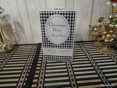 Miss Dior Christian Dior 112ml EDT VINTAGE Sealed by MyScent on Etsy