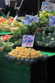 Summer Bucket List Idea #7 - Visit a Farmer's Market!