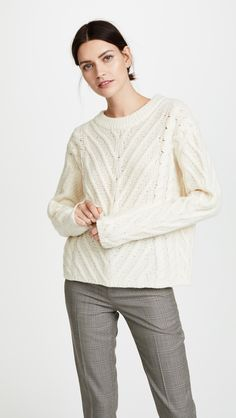 A.L.C. Jonas Sweater