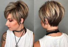 2018 Short Hairstyle