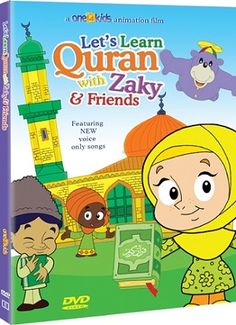 In this latest animated film by One 4 Kids, Zaky's friends from around the world each recite one of their favorite surahs and explain what they have learned from it. They also give us some insight about their culture, country and how the Quran plays a big part in their lives.  In this first episode we will be visiting Zaky's friends from Pakistan, Lebanon, Australia, South Africa, Bangladesh & USA and learning more about Surahs Al-Asr, Al-Maun, Al-Kawthur, Al-Fil, Quraish & Al-Humazah.