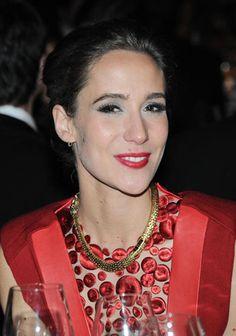 Brazilian princess Paola de Orléans e Bragança at AMFAR Sao Paulo 2012