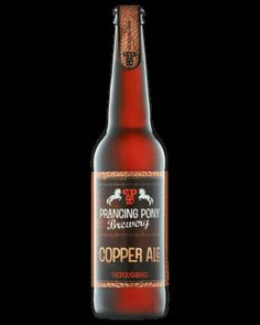 Prancing Pony Brewery Copper Ale 500mL Australian Boutique, How To Make Beer, Craft Beer, Brewery, Beer Bottle, Ale, Pony, Copper, Drinks