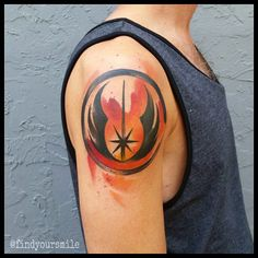 jedi symbol tattoo - Google Search