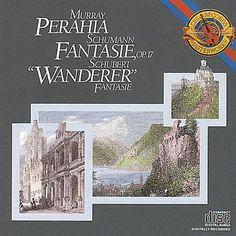 """De álbum """"Schubert:  Fantasie in C Major, D. 776 'Wanderer' & Schumann:  Fantasie in C Major, Op. 17"""" del Murray Perahia en Napster"""