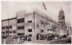 postcard Brighton Rock, Brighton Sussex, Brighton And Hove, East Sussex, Old Images, Old Pictures, Old Photos, Vintage Photos, Bognor Regis