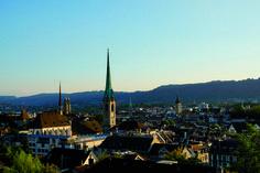 zoom sur Zurich