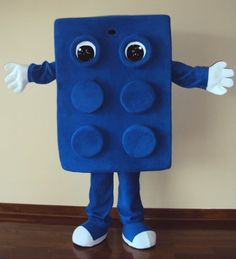 New Professional LEGO BRICK MASCOT COSTUME Mascot Costume 165-175-185 Welcome Wholesale Valentine's Day Thanksgiving, $312.05 | DHgate.com