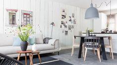 Terugblik op aflevering 1 vtwonen - weer verliefd op je huis   JASNO shutters, houten jaloezieën, verticale lamellen en vouwgordijnen in Nederland