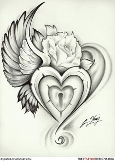 Tattoo Idea! And ur significant other gets a key