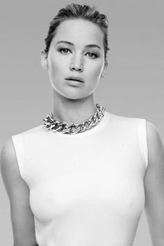 senyahearts: Jennifer Lawrence for Marie Claire France, December 2014 Photographed by: Daniel Jackson
