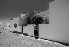 Quinta da Malagueira-Evora, Alvaro Siza, 1977  Fotografía de arquitectura - JRFotografía