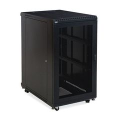 Kendall Howard Linier Vented and Vented Doors Server Cabinet Size: 22U