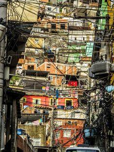 Rocinha Favela Rio de Janeiro Brazil