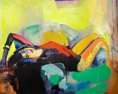 "all prices for 50% less till 10th of April. Saatchi Art Artist Natalia Baykalova; Painting, """"Go deep, get closer"""" #art"