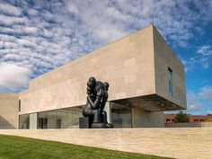 Kansas City named 4th Most Cultured City by Travel & Leisure, May 2015-The Nerman Museum of Contemporary Art