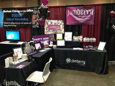 #jamberry booth  www.kristichristensen.jamberrynails.net