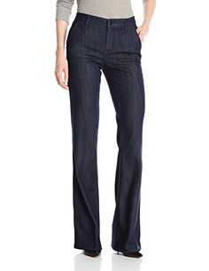 Level 99 Women's Tanya High-Rise Trouser Jean