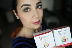 Systém 3D Chili • 100 % přírodní doplněk stravy podporující hubnutí • Žádná klientka, která využívá systém 3D Chili, nedrží hladovku. ⋆ Lose Weight