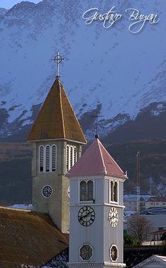 Iglesias de Ushuaia