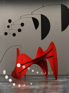 Alexander Calder •●