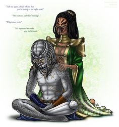 Ab'Haya and Khe .:. Massage by Fiji-Fujii on deviantART