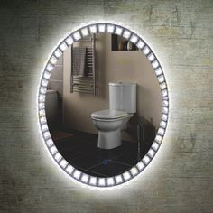 LED Lighted Crystal Mirror Manufacturers